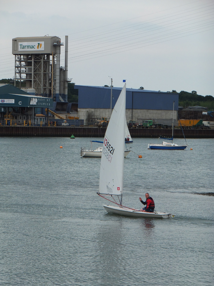 Dinghy Racing 24/06/15